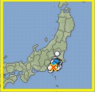 5月15日 地震速報 相模湾 震度 津波
